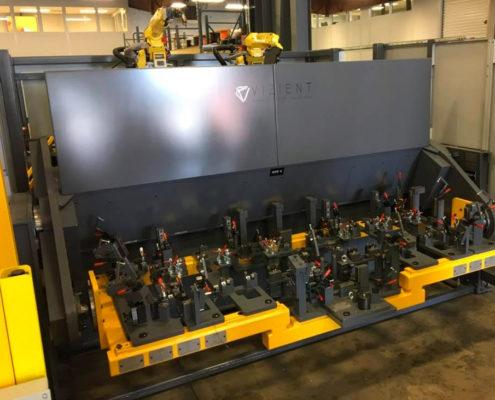 Dual Arm Robotic Welding