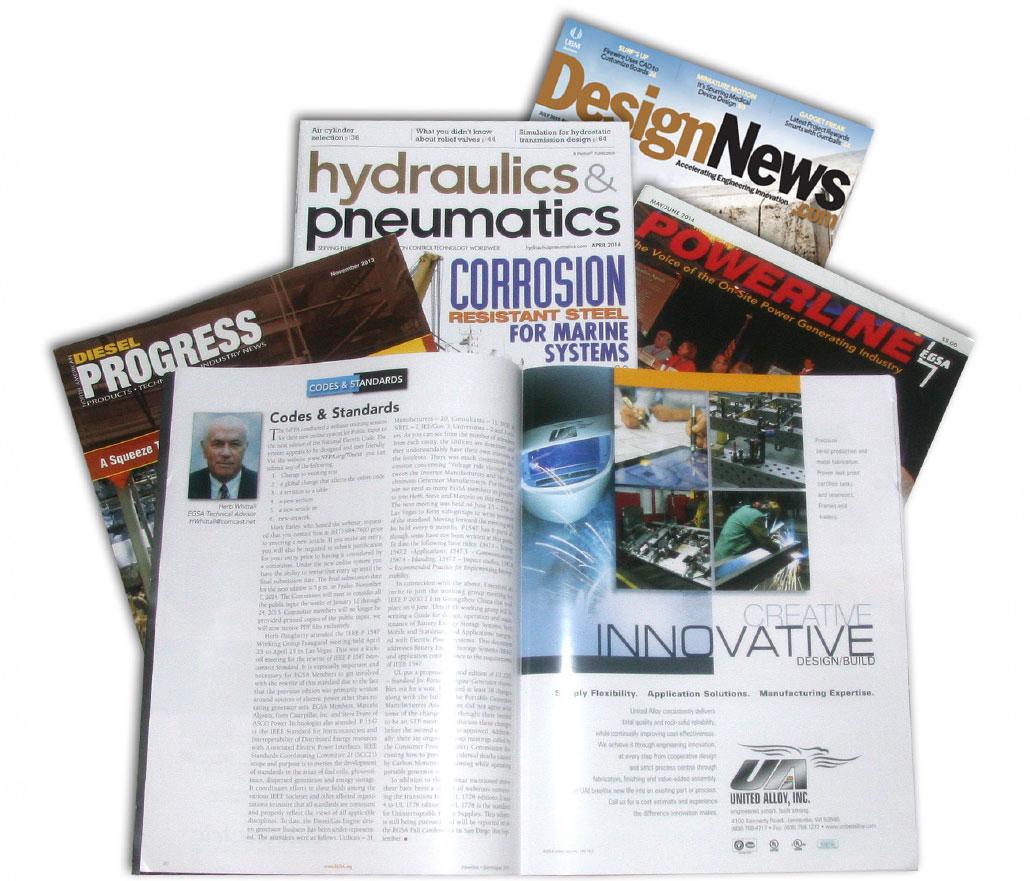 UAI National Magazine Advertising