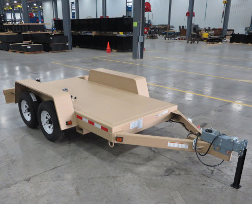 UAI Heavy Duty Trailer - 2291