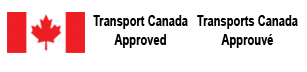 Transport Canada Approved