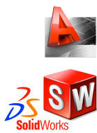 Autocad and Solidworks Files Accepted - United Alloy Inc.