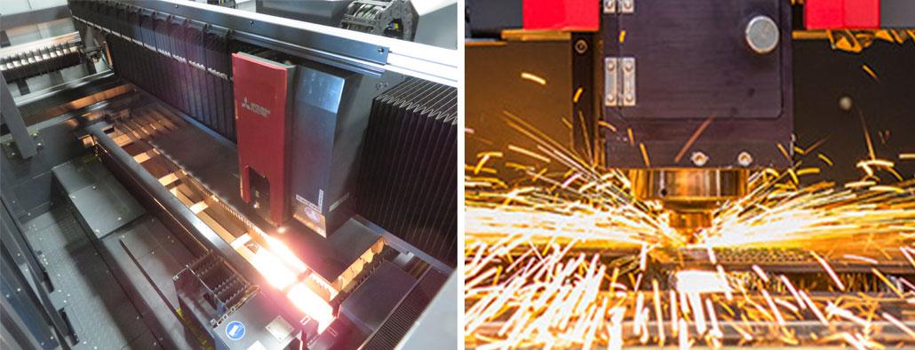 UAI Laser Cutting Capabilities