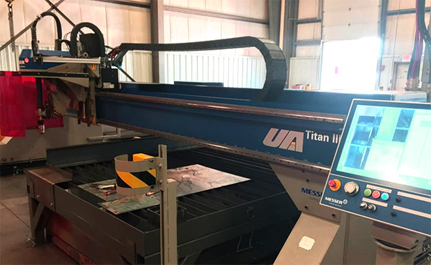 UAI Plasma Cutting