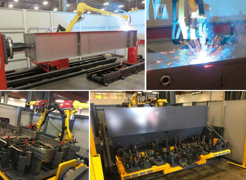 UAI Robotic Welding