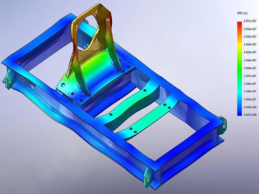 UAI - FEA HD Base Frame