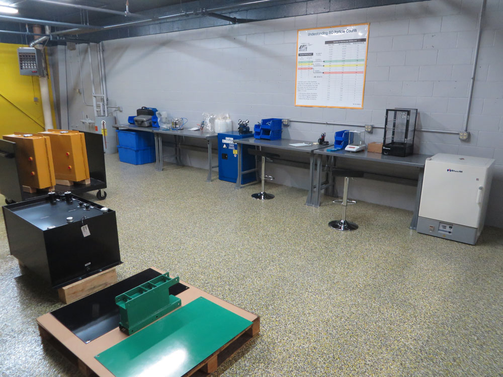 UAI - In-House Laboratory